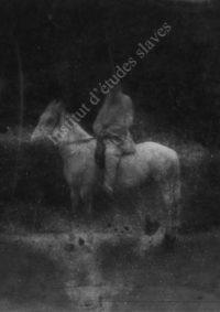 LNTI 8.28 L.N. Tolstoï à cheval