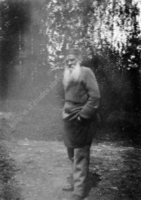 LNTI 8.31 Portrait de L.N. Tolstoï