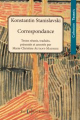 Konstantin Stanislavski, Correspondance