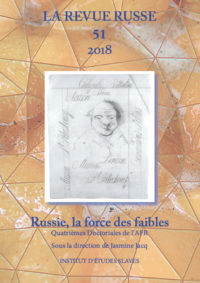La Revue russe n° 51 (2018)