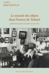 Cahier Léon Tolstoï n° 27